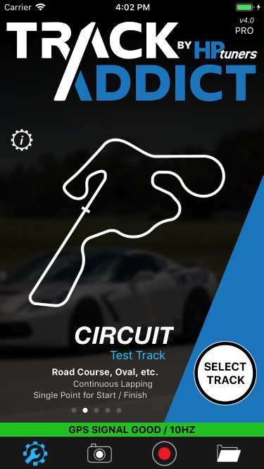 TrackAddict Documentation - Getting Started