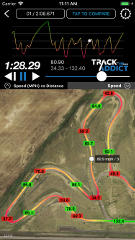 TrackAddict for iOS & Android by HP Tuners